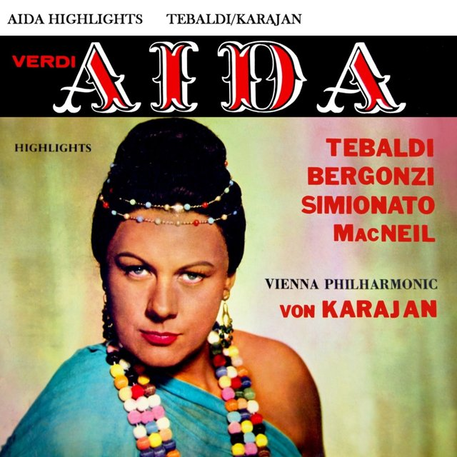 Verdi Aida Highlights