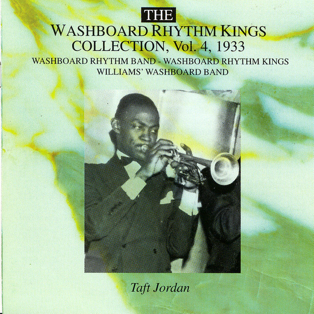 The Washboard Rhythm Kings Vol. 4 - 1933