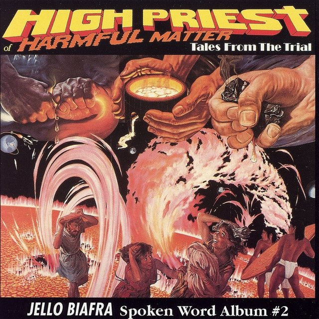 High Priest of Harmful Matter