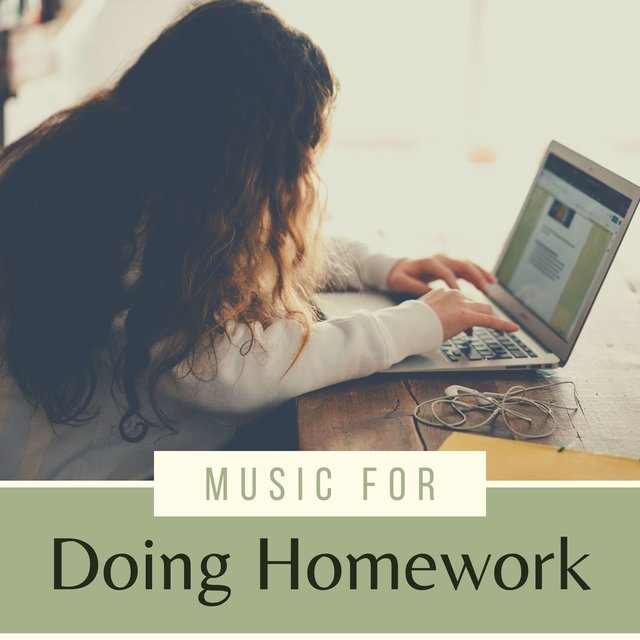 Music for Doing Homework: Relaxing Piano Music, Nature Sounds