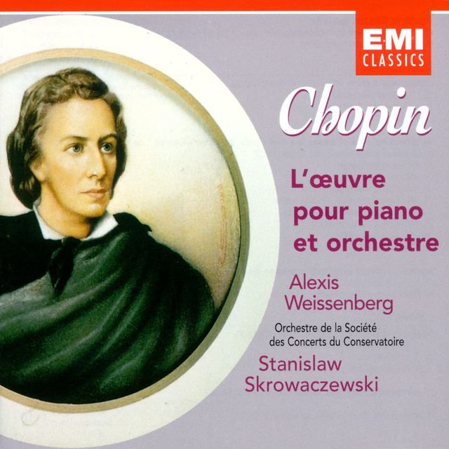 Chopin: Piano Concertos Nos 1, 2 & Concertante Works