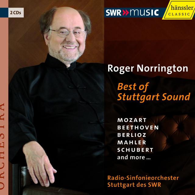Orchestral Music: South West German Radio Symphony Orchestra (Norrington) (Best of Stutthgart Sound)