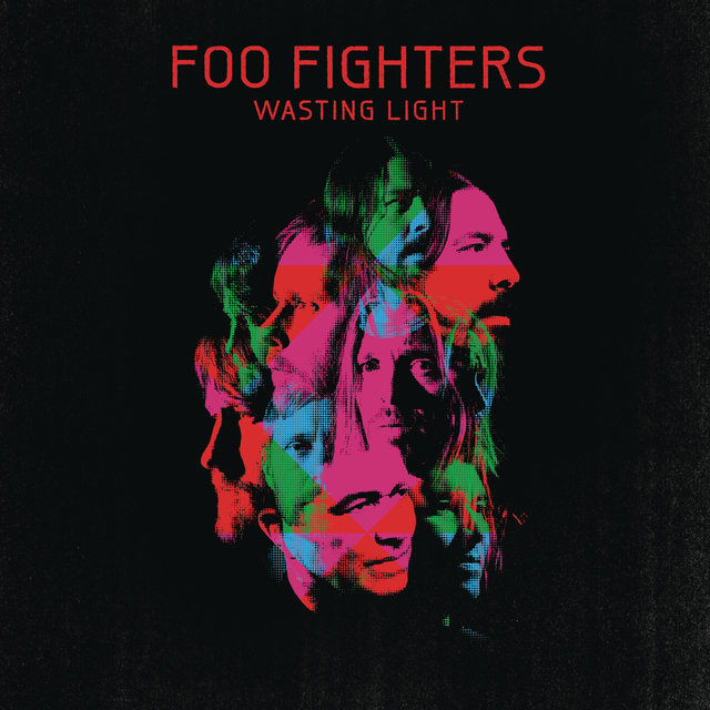 Cover art for album Wasting Light by Foo Fighters