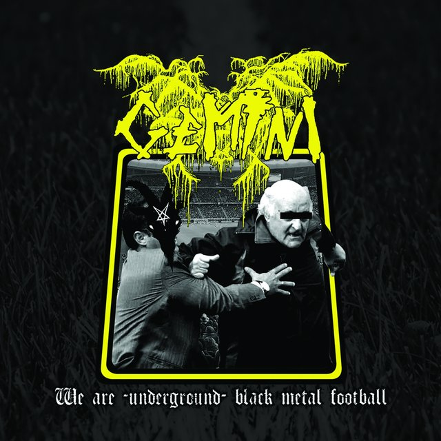 We Are-Underground-Black Metal Football