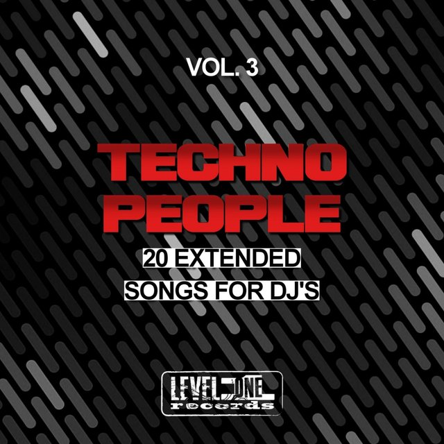 Techno People, Vol. 3 (20 Extended Songs For DJ's)
