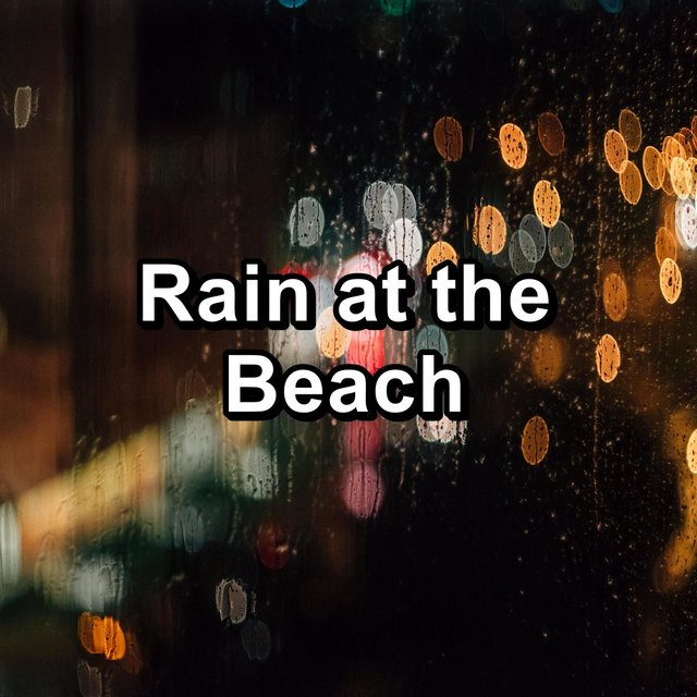 Rain at the Beach
