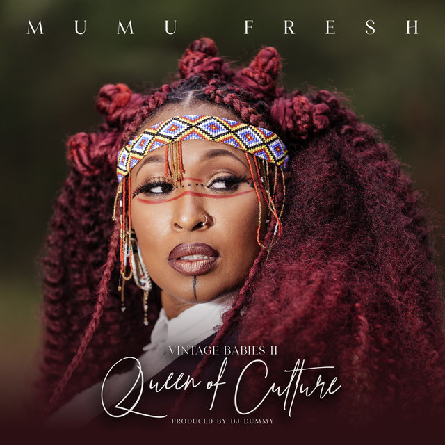 Cover art for album Queen of Culture by Mumu Fresh