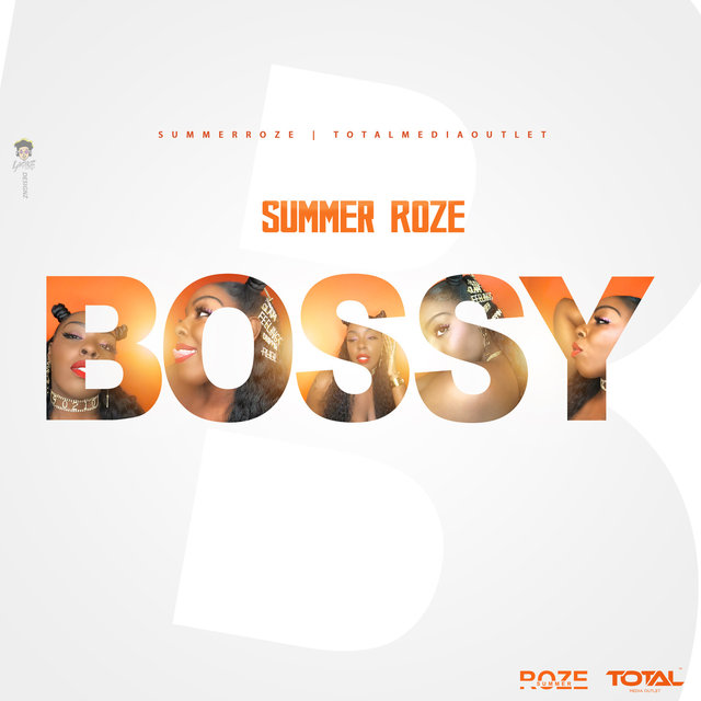 Cover art for album  by Summer Roze
