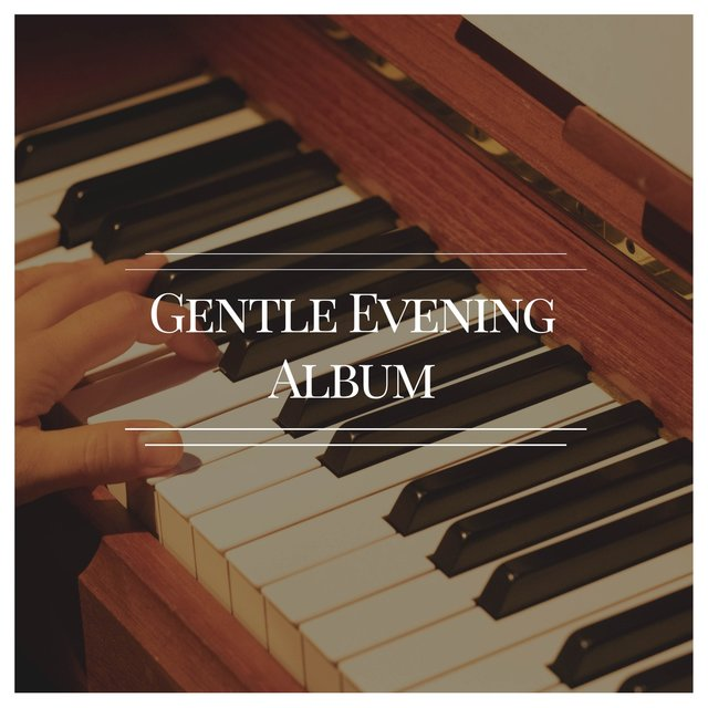 Gentle Evening Grand Piano Album