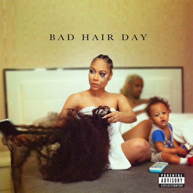 Cover art for album Bad Hair Day by Lyrica Anderson