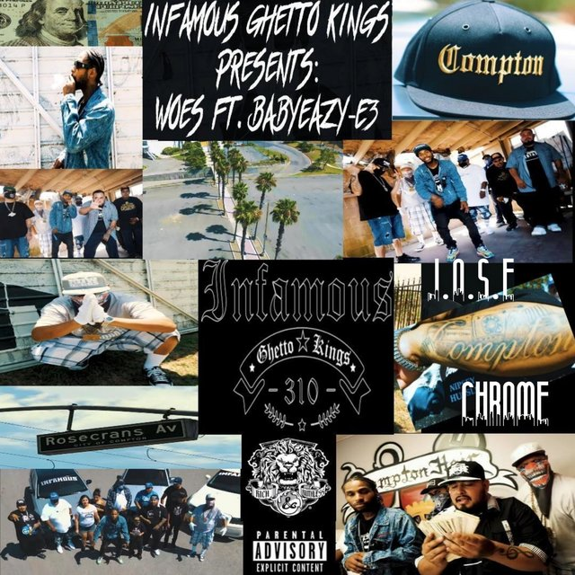 Woes (feat. J.O.S.E, Suicidol & Baby Eazy E)