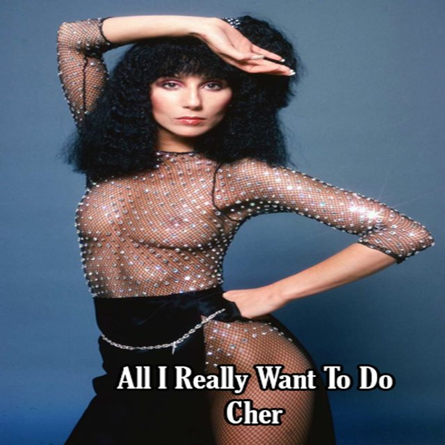 All I Really Want To Do - Cher