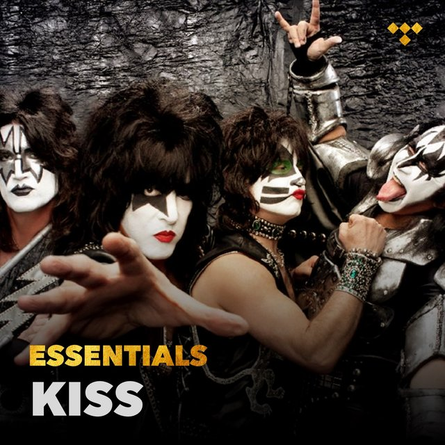 Cover art for album Kiss Essentials by TIDAL