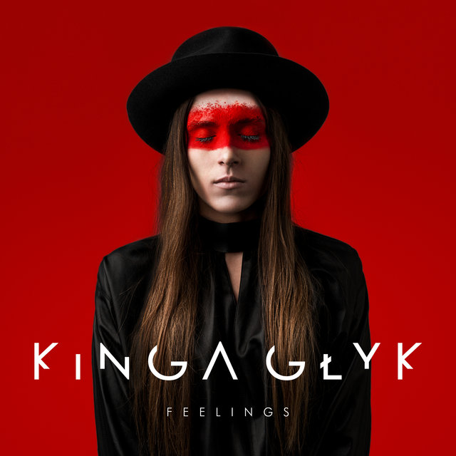 Cover art for album Feelings by Kinga Glyk