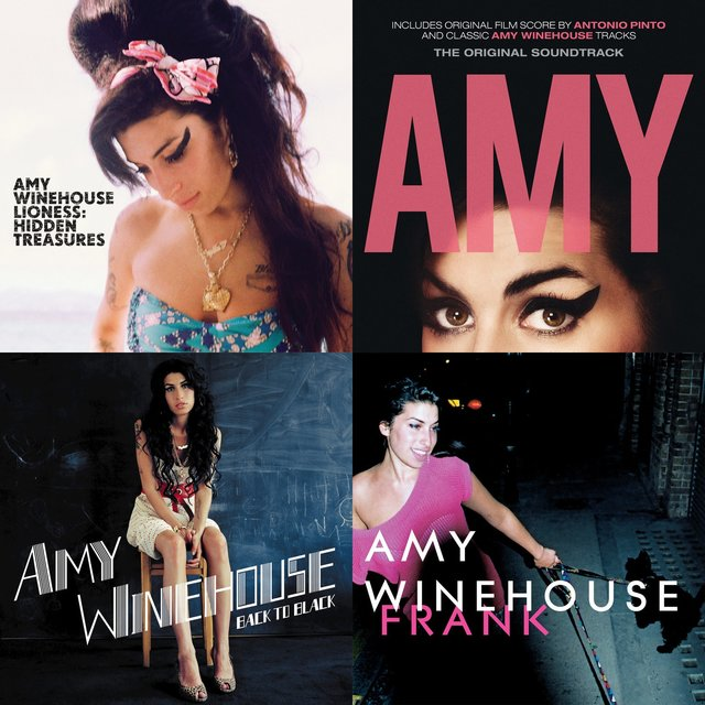Cover art for album Amy Winehouse - 9. rocznica śmierci by User