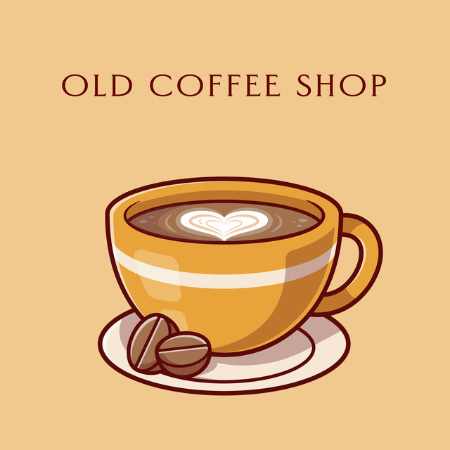 Old Coffee Shop – Atmospheric Jazz Music for Cafes and Bistros