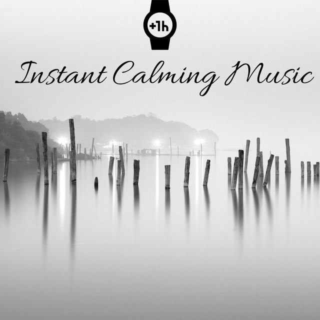 1 Hour Instant Calming Music: Sleep, Meditation, Yoga, Spa, Reiki, Study & Relaxing Music
