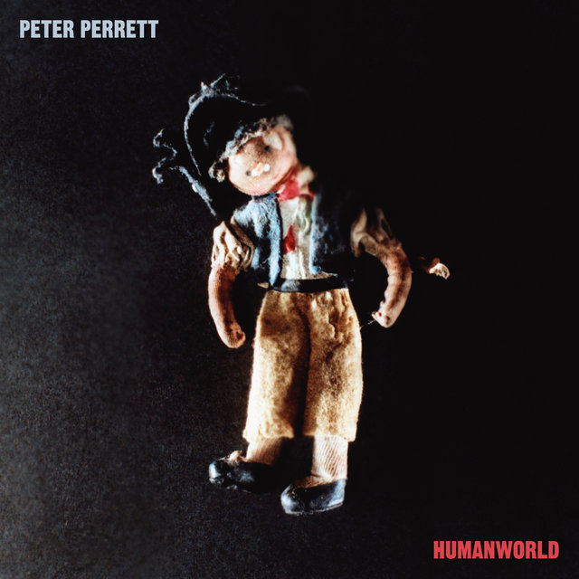 Cover art for album Humanworld by Peter Perrett
