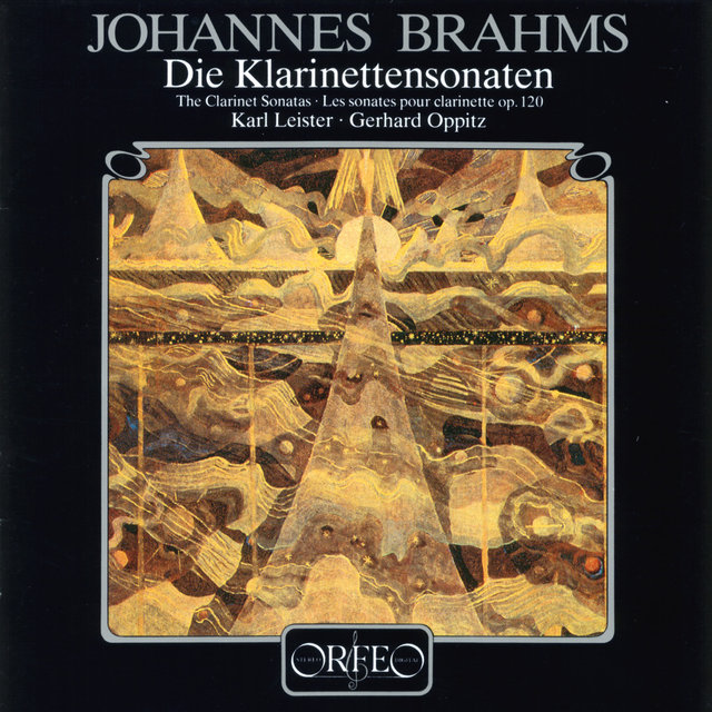 Brahms: The Clarinet Sonatas