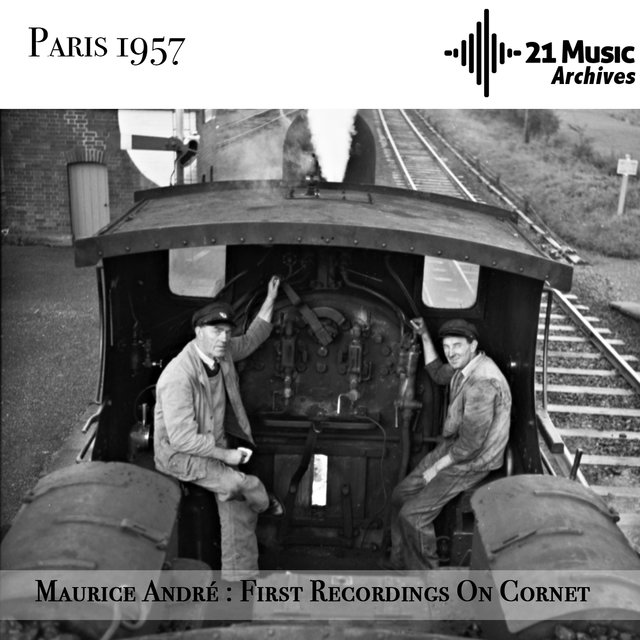 Maurice André : First Recordings On Cornet