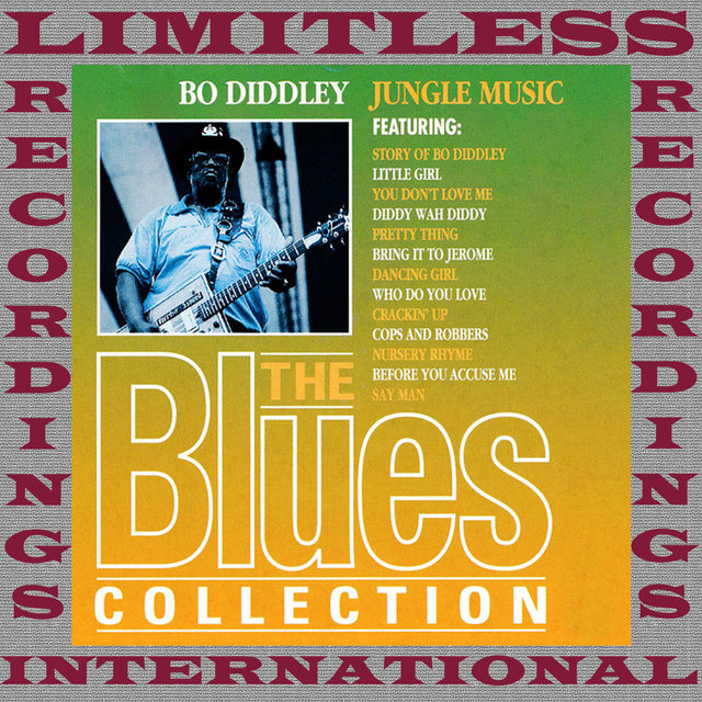 Jungle Music (The Blues Collection, HQ Remastered Version)