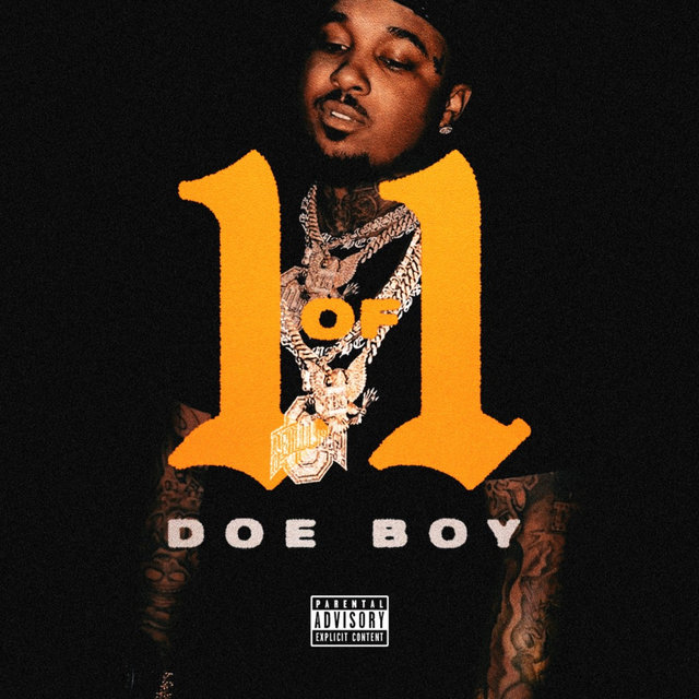 Cover art for album 1 of 1 by Doe Boy
