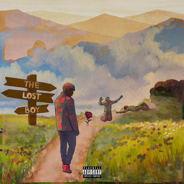 Cover art for album The Lost Boy by YBN Cordae