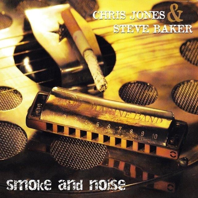Cover art for album  by Chris Jones