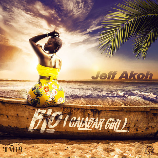 Cover art for album Bio (Calabar Girl) by Jeff Akoh