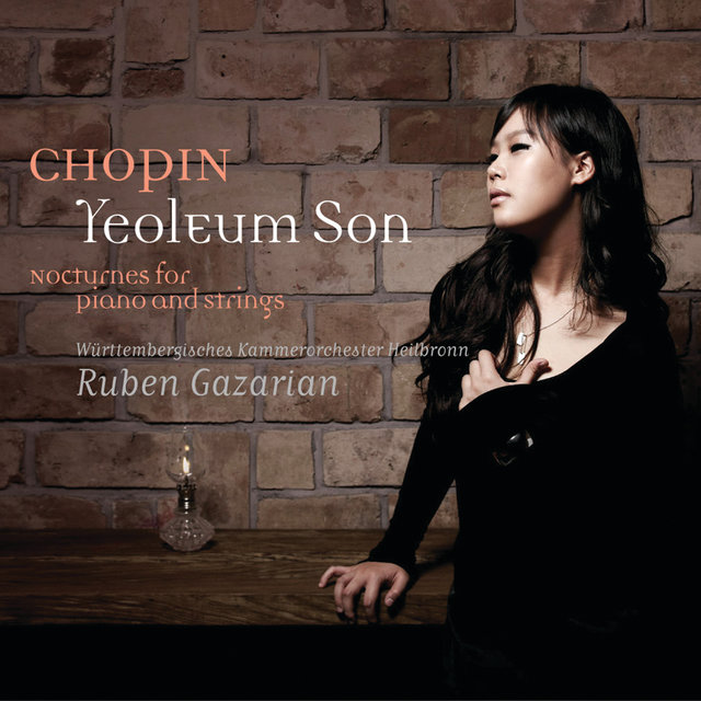 Chopin: Nocturnes For Piano And Strings
