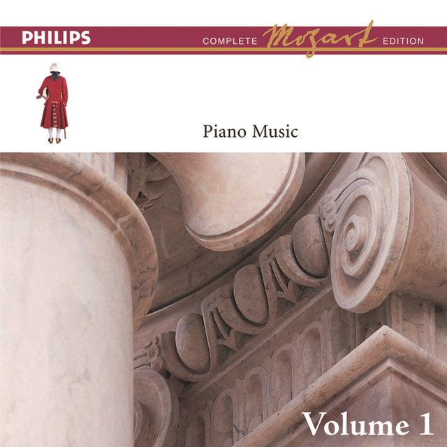 Mozart: The Piano Sonatas, Vol.1 (Complete Mozart Edition)