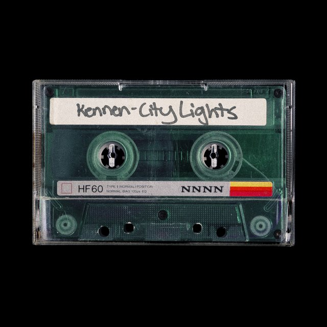 Cover art for album City Lights by Kennen