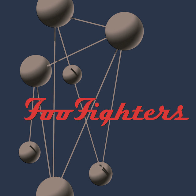 Cover art for album The Colour And The Shape by Foo Fighters