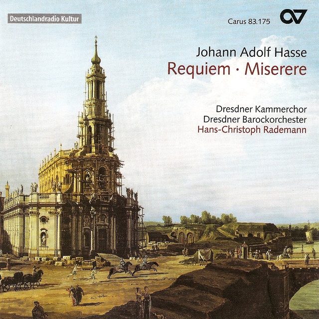 Hasse, J.: Requiem in E-Flat Major / Miserere in D Minor
