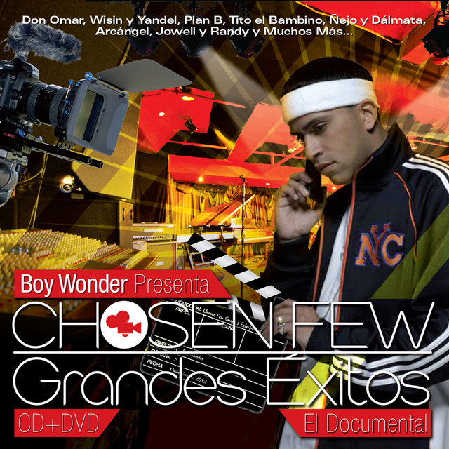 Boy Wonder Presents: Chosen Few Grandes Exitos