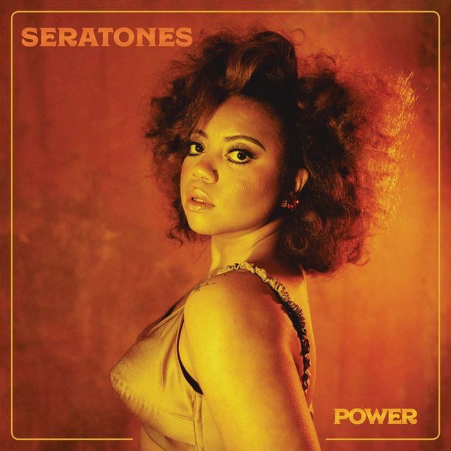 Cover art for album POWER by Seratones