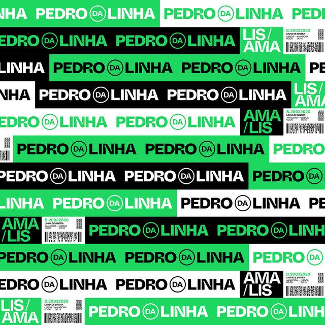 Cover art for album Da Linha by Pedro