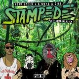 Stampede (feat. Armanni Reign)