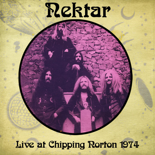 Live at Chipping Norton Studios 1974