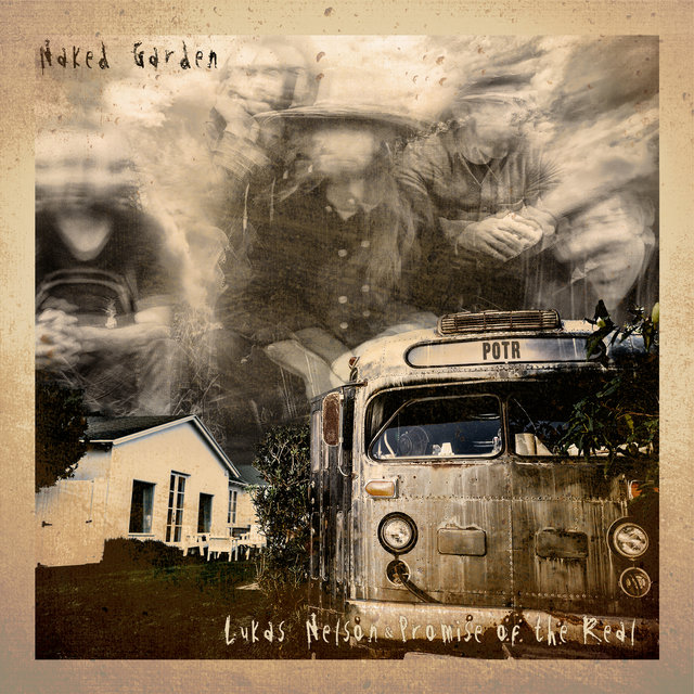 Cover art for album Naked Garden by Lukas Nelson and Promise of the Real