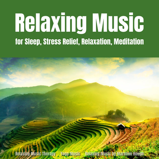 Relaxing Music for Sleep, Stress Relief, Relaxation, Meditation