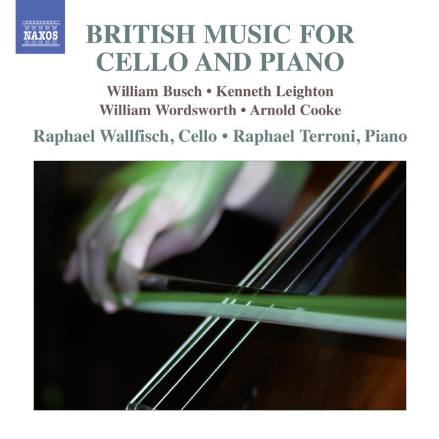 British Music for Cello & Piano