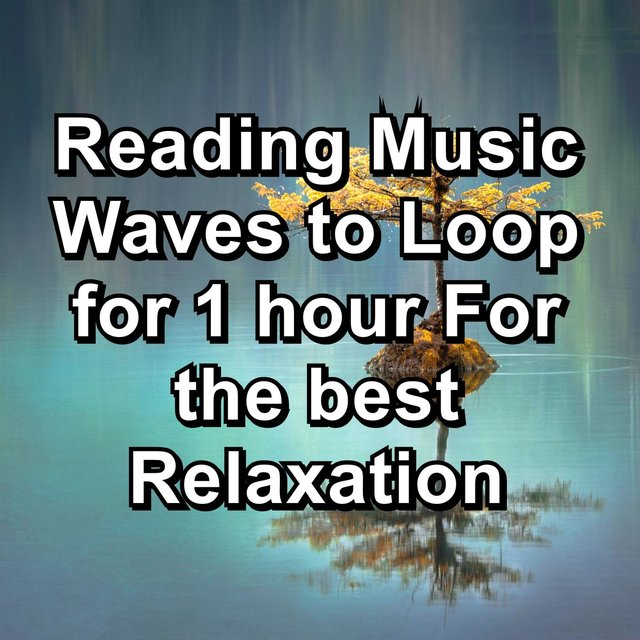 Reading Music Waves to Loop for 1 hour For the best Relaxation