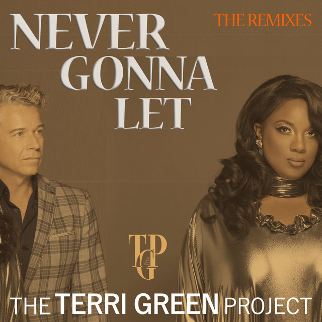Never Gonna Let (The Remixes)