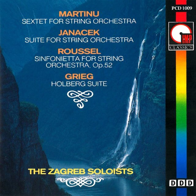 Martinu: Sextet for String Orchestra