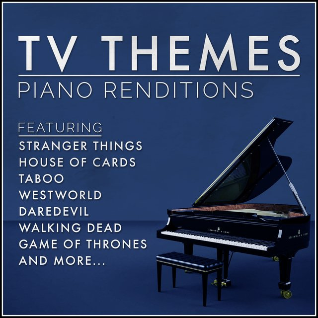 Tv Themes - Piano Renditions