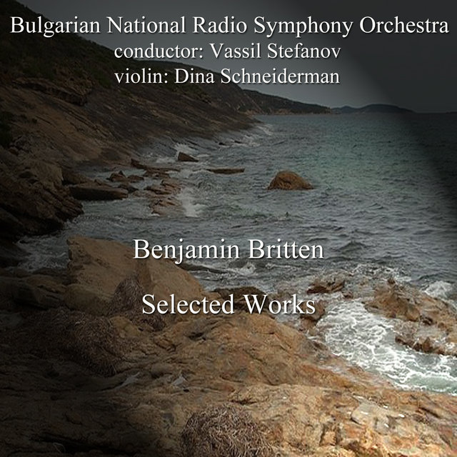 Benjamin Britten: Selected Works