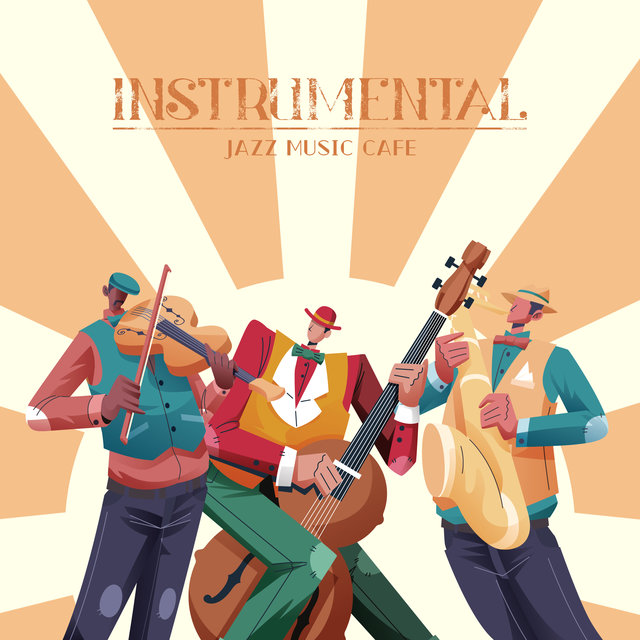 Instrumental Jazz Music Cafe