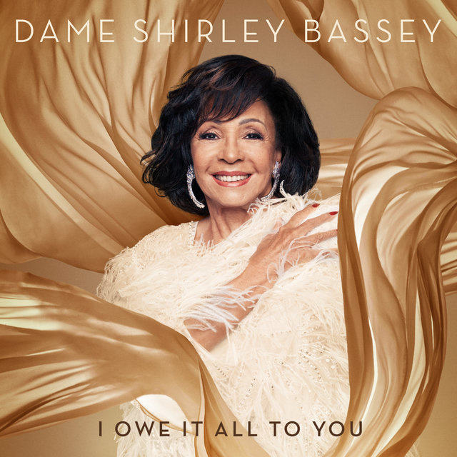 Cover art for album I Owe It All To You by Shirley Bassey
