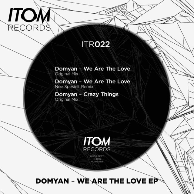 We Are The Love EP